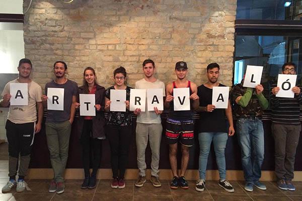 ART RAVALÓ project